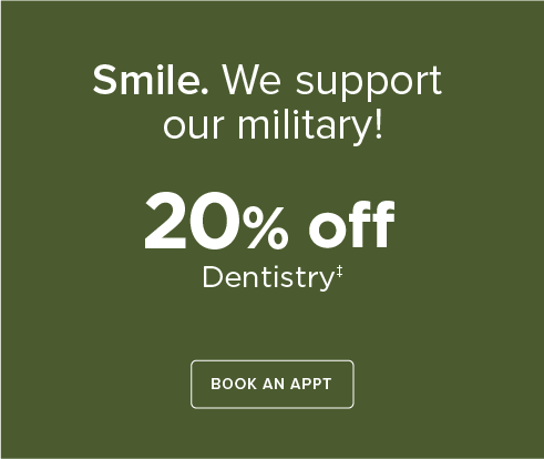 Dentists  of Midlothian and Orthodontics - Military Discount